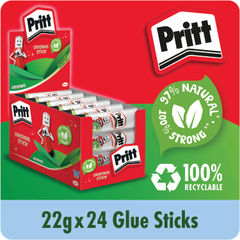 View more details about Pritt Stick Medium 22g, Pack of 24 - HK1034