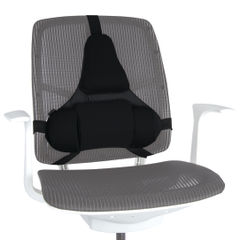 View more details about Fellowes Professional Series Ultimate Back Support Black 8041801
