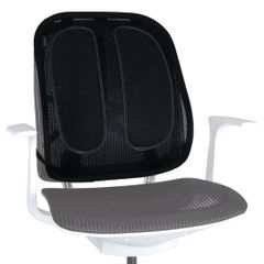 View more details about Fellowes Office Suites Mesh Back Support Black 9191301