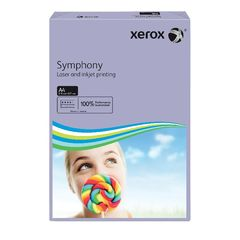 View more details about Xerox Symphony Lilac A4 80gsm Paper (Pack of 500) - 003R93969