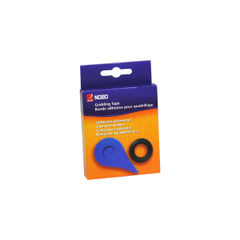 View more details about Nobo Gridding Tape 3mmx10m Black 1901122