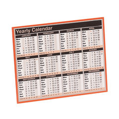 View more details about Year To View Calendar 2022 KFYC122