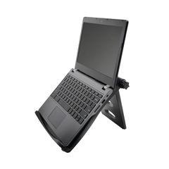 View more details about Kensington SmartFit Black Easy Riser Laptop Stand - K52788WW