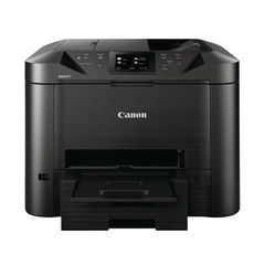 View more details about Canon Maxify MB5455 Colour Multifunction Inkjet Printer - 0971C028