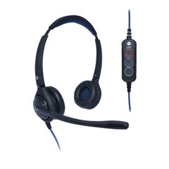 View more details about JPL-502S Stereo USB Headset JPL-502S-USB
