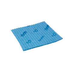 View more details about Vileda Breazy Microfibre Cloth Wave Blue (Pack of 25) 0707220