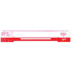 View more details about Helix Postal Charge Template (Pack of 10) HP 5010