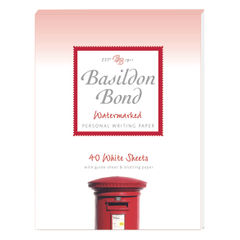 View more details about Basildon Bond Writing Pad 137 x 178mm White (Pack of 10) 100105351