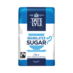 View more details about White Sugar 1kg Bag
