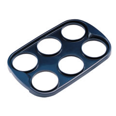 View more details about 6 Cup Plastic Vending Cup Tray - KVPCHT