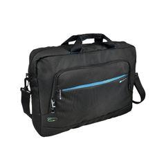 View more details about Monolith Blue Line 17.2 Inch Laptop Briefcase 3316
