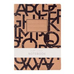 View more details about Go Stationery Kraft Typo Exercise Book – 4EB409