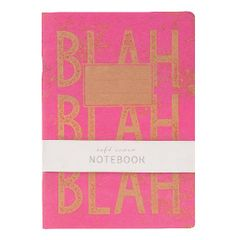 View more details about Go Stationery Kraft Typo Pink Exercise Book – 4EBC409