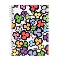 View more details about BRIGHT FLORAL A5 NOTEBOOK MULTI COLOUR