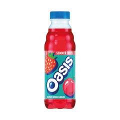 View more details about Oasis Summer Fruits 500ml Bottle (Pack of 12) 414841