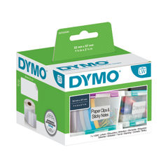 View more details about Dymo 11354 LabelWriter Labels 57 x 32mm White (Pack of 1000) S0722540