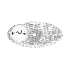 View more details about P-Wave Mango Clear P-Curve Air Fresheners, Pack of 10 - WZCV60MG