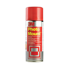 View more details about 3M PhotoMount 400ml Adhesive - PHMOUNT