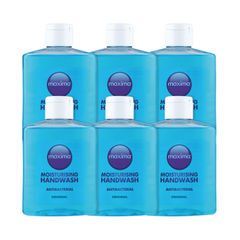 View more details about 250ml Antibacterial Soaps, Pack of 6 - 0604002