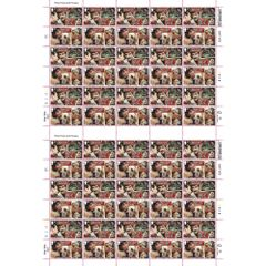View more details about Only Fools and Horses First Class Stamps B (Sheet of 60) - AS6800BFS