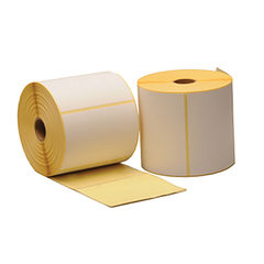 View more details about Zebra 102 x 76mm 2000D Desktop Printer Label Paper, Pack of 12 - 800264-305