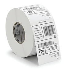 View more details about Zebra 102 x 152mm 1000D Industrial Printer Label Paper, Pack of 4 - 3007096-T