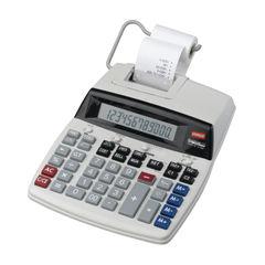 View more details about Staples D69Plus 12-Digit Printing Calculator Plus 7397895