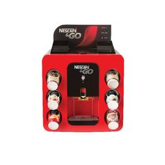 View more details about Nescafe and Go Drinks Dispenser - 5215748