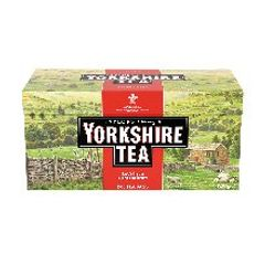 View more details about Yorkshire Tea Bags, Pack of 240 - 1034