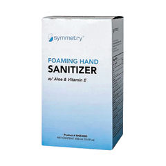 View more details about Symmetry Foaming Hand Sanitiser 1250ml, Pack of 6 - 9005-1120