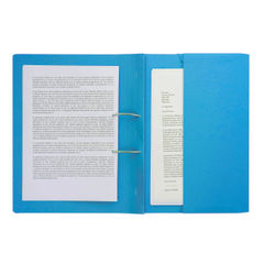 View more details about Forever Assorted Foolscap Pocket Spiral Files, Pack of 25 - 211/5100Z
