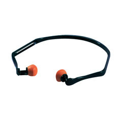 View more details about 3M Banded Earplugs, Pack of 10 - 1310
