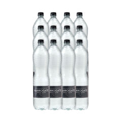 View more details about Harrogate 1.5 Litre Still Water Bottles, Pack of 12 - P150121S