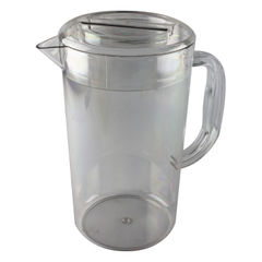 View more details about Clear Polycarbonate 1.4 Litre Jug With Lid (Completely dishwasher safe) PC64CW