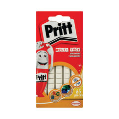 View more details about Pritt White Multi Tack Squares, Pack of 1560 - 1444963