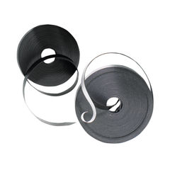 View more details about Nobo Magnetic Self-Adhesive Tape 10mmx10m Black 1901053