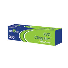 View more details about Caterwrap 300mm x 300m Cling Film Cutter Box - 32C08