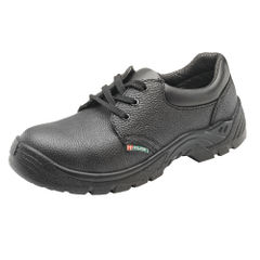 View more details about Size 6 Black Mid Sole Dual Density Shoe - CDDSMS06