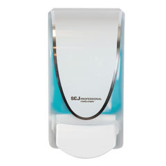 View more details about Deb Quick View Dispenser White TPW1LDS