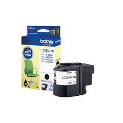 View more details about Brother LC229XLBK High Yield Black Inkjet Cartridge LC-229XLBK