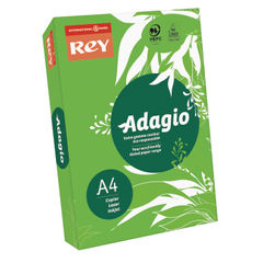View more details about Adagio Intense Deep Green A4 Coloured Card (Pack of 250) 201.1221