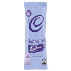 View more details about Cadbury Highlights Instant Hot Chocolate Sachets, Pack of 30 - A03334