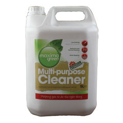 View more details about Maxima 5 Litre Multipurpose Cleaners, Pack of 2 - 1014165