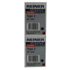 View more details about COLOP Reiner B6K Replacement Ink Pad Black (Pack of 2) RB6KINK