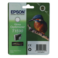 View more details about Epson T1590 Gloss Optimizer Inkjet Cartridge C13T15904010 / T1590