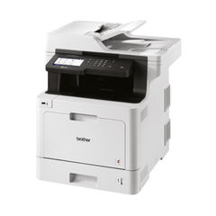 View more details about Brother MFCL8900 CDW Colour Laser Multifunctional Printer
