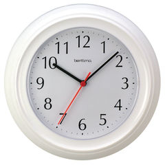 View more details about Acctim Wycombe Wall Clock White 21412