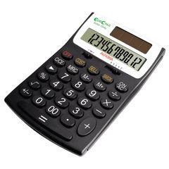 View more details about Aurora Black /White 12-Digit Desk Calculator EC505