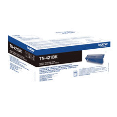 View more details about Brother TN421BK Black Toner Cartridge - TN421BK