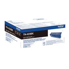 View more details about Brother TN423BK High Capacity Black Toner Cartridge - TN423BK